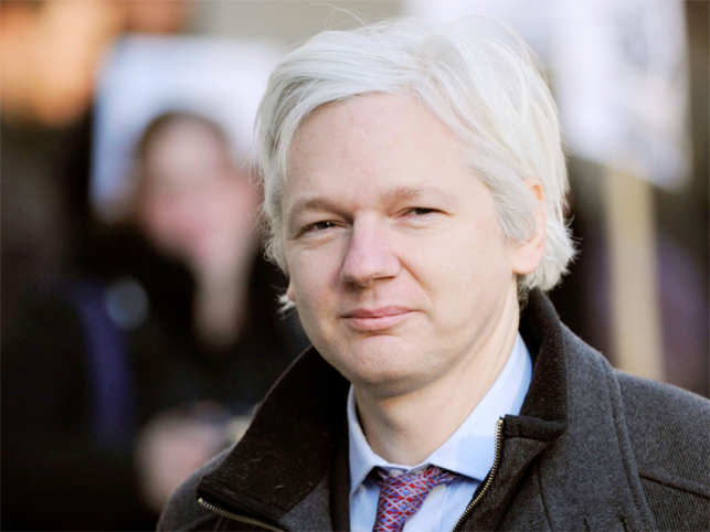 43-year-old Assange is unable to get hospital treatment because he fears he will be arrested by police if he leaves the embassy.