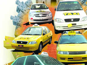 Indian taxi service providers are taking the fight to Uber by banking on their first-mover advantage and the large fleet to create a barrier.