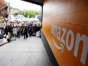 Seattle-based Amazon, founded by billionaire entrepreneur Jeff Bezos, is challenging Flipkart for leadership of India's online retail market