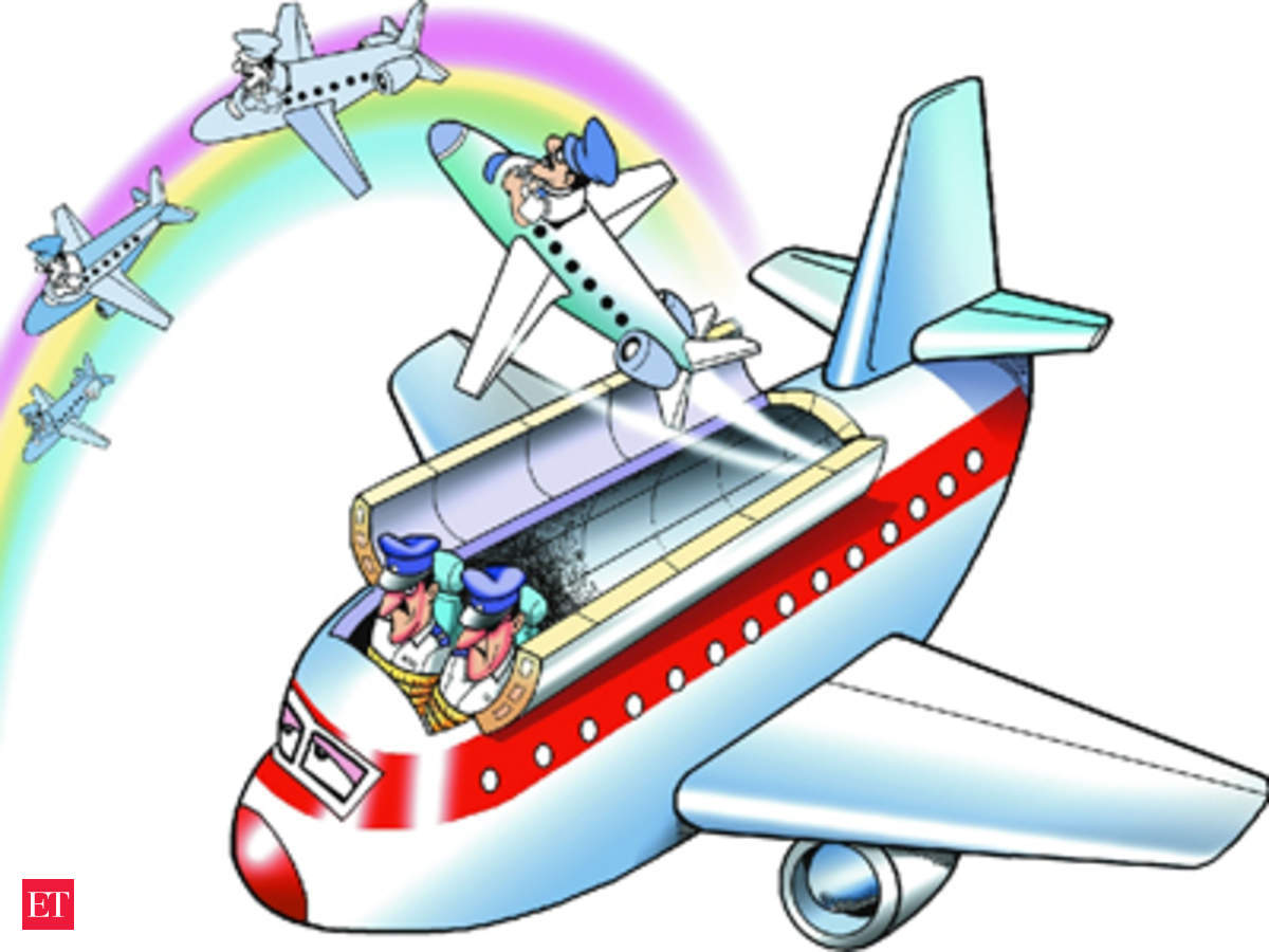 Megha Airways looks to sell majority stake - The Economic Times