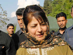 PDP president Mehbooba Mufti slammed the Modi-led central government's decision to cancel the talks with Pakistan.