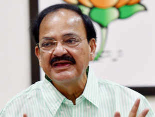 Venkaiah Naidu stressed the need to address Delhi's problems of congestion on roads, housing shortages, lack of public spaces,etc
