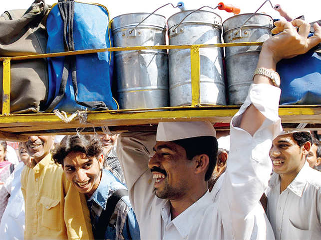 Mumbai's dabbawalas have been the subject of numerous TV documentaries, articles and books, but his was the very first academic study of the system.