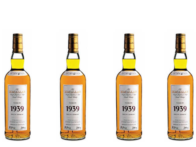 Macallan 1926 ($75,000) - The top 10 most expensive whiskies in the