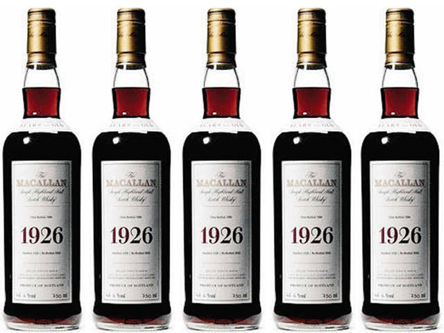 The top 10 most expensive whiskies in the world - Most
