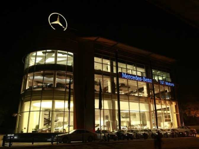 Mercedes benz introduces luxefest 2014 the economic times for Mercedes benz chennai