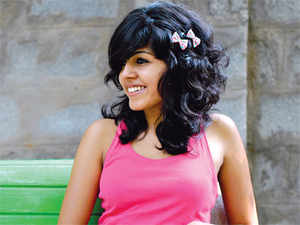 Nivedha Charles' Rs 7 lakh venture Pigtails and Ponys is set to create a niche for itself in the hair accessories business.