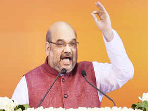 He is to hold a public rally in Kathua on Monday. The BJP chief's visit is aimed at mobilising the party cadre in the state ahead of Assembly polls.