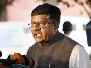 RaviShankarPrasad will meet IT ministers from the states on August 26 to discuss the road-map for implementing'Digital India'programme.