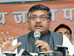 Telecom ministerPrasad said the government is working towards establishing the first manufacturing cluster by March next year.