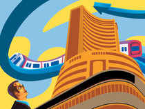 Strong global cues from the US and rising inflows by FIIs pushed the benchmark indices Sensex and Nifty to yet another record high.
