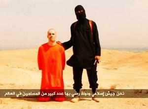"""Footage of James Foley's death at the hands of a British Islamic State militant shocked the world when it went viral last week with President Barack Obama describing the terror group as a """"cancer""""."""