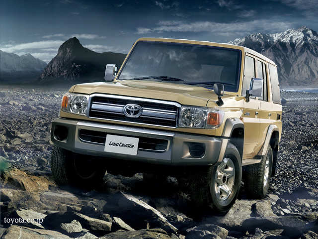 Toyota S Most Rugged Land Cruiser Back In An