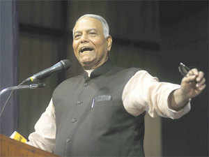 Yashwant Sinha said that all the suggestions made by the different experts have been noted and would be forwarded to PM Narendra Modi.
