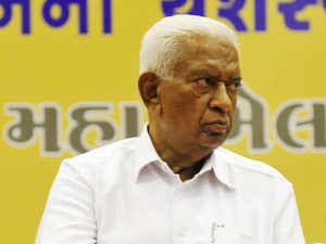 Vala,also recalled his days as RSS worker and claimed that it is the RSS ideology which motivated people like him to work selflessly.