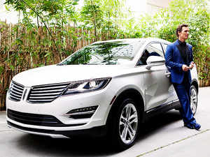 Ford hopes the actorMatthew McConaugheycan attract young buyers to its compact luxury SUV