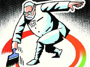 Narendra Modi has pre-empted the inter-ministerial sniping that often dogged the UPA and made consensus elusive, by giving ministers joint charge of portfolios.