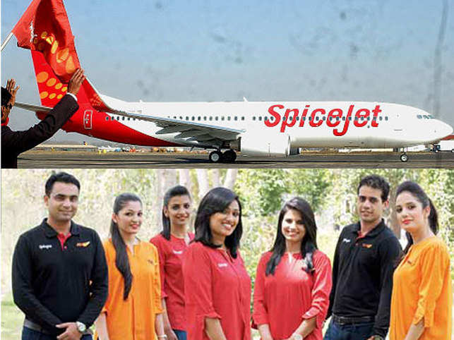SpiceJet has introduced weekend uniforms for its crew members that are colourful and funky, a long way from their formal selves.