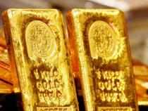 In Delhi, gold of 99.9 and 99.5 per cent purity advanced by Rs 70 each to Rs 28,300 and Rs 28,100 per ten gram respectively.