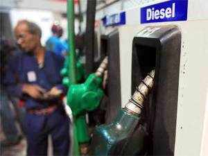 Revenue losses to the government on sale of subsidised diesel are expected to shrink to a record low of around 10 paise per litre by August end.
