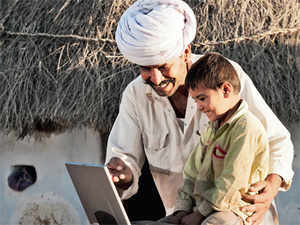 Hamlets that already boast online connectivity offer glimpses of the change that Modi's plan to internet-enable 2.5 lakh villages by 2019 can achieve