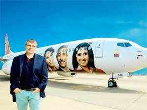 Sanjiv Kapoor, who runs the cash-strapped, crisis-racked low-cost carrier, has the toughest job in Indian aviation.ET Magazine examines.