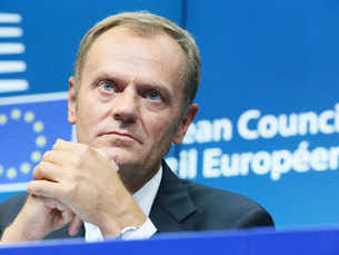 EU's new chairman Donald Tusk:  Unflappable Polish leader