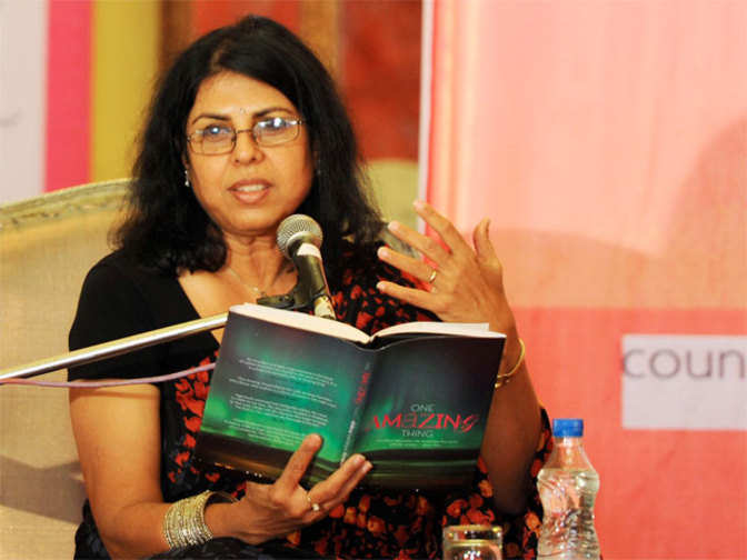 chitra banerjee new woman fiction Divakaruni's fiction spans two worlds by patrick even reinvent myself as a woman, says chitra banerjee speaking by phone from new york.