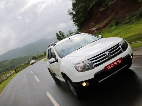 2014 Renault Duster 4x4: Review - 2014 Renault Duster 4x4