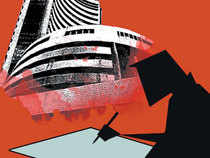 Analysts are not ruling out the fact that we might witness some bit of correction before the Sensex and the Nifty continue their upward journey.