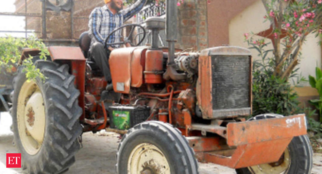 Tractor sales in Punjab, Haryana may be flat: M&M - The