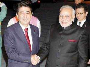 The excellent personal chemistry between the twoPMswere visible duringNarendraModi'smaiden trip to Japan as they drew up an ambitious plan to expand partnership.