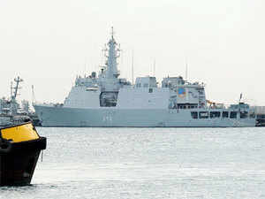 Giving further teeth to its surveillance and maritime capability,Indian Navy will commission its Offshore Patrol Vessel INS Sumitra on September 4.