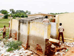 State-run miner Coal India has said it will spend Rs 235 crore for providing sanitation in schools and underprivileged homes .