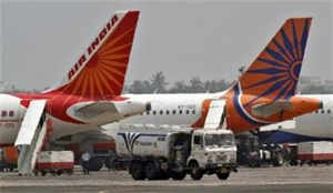 Air India continues to operate under losses and ended FY14 with net losses, but it reported EBIDTA positive for the second consecutive fiscal in FY14.