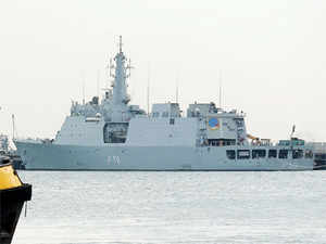 INS Sumitra would be based at Chennai under the operational control of Flag Officer Commanding-in-Chief, Eastern Naval Command.
