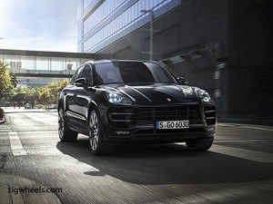 Porsche Macan S Diesel Puts Sports Back Into Suv The Economic