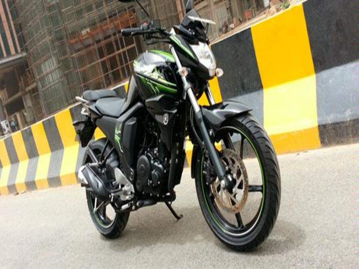 Yamaha launches FZ Version 2 0 and FZ-S Version 2 0 - The Economic Times