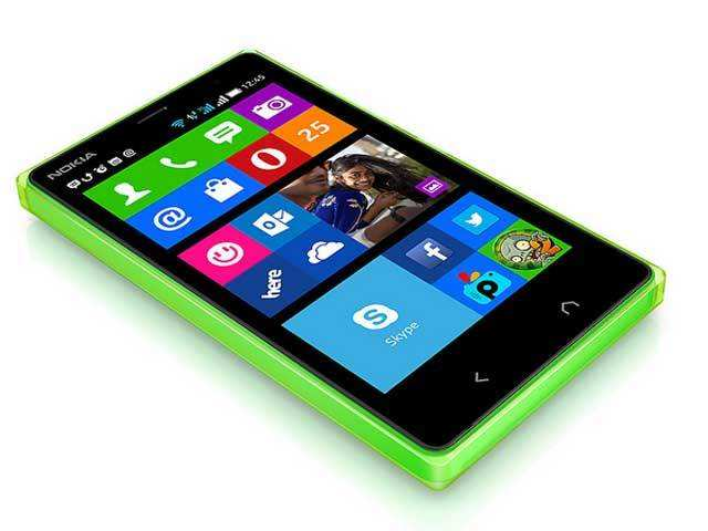 Nokia X2 has Android 4 3 Jelly Bean - Microsoft launches Android