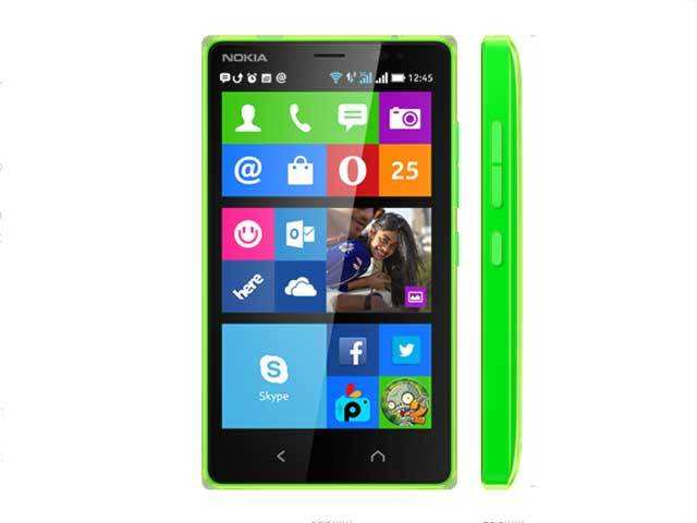 Microsoft launches Android phone Nokia X2 for Rs 8,699 - Microsoft