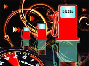 India is considering a cut in diesel prices for the first time in seven years amid global crude price dropping below $100 abarrel for the first time in more than a year.