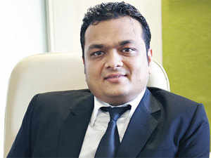 Bhavesh Sanghrajka's love for high-rise buildings made him enter the realty sector and startShraddhaLife Space.