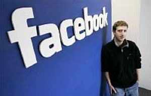 Facebook founder and CEO Mark Zuckerberg poses at Facebook headquarters in Palo Alto.<hr><a href=&quot;/quickiearticleshow/3915357.cms&quot; target=&quot;_blank&quot;><b>Nine trends for IT in 2009</b></a>