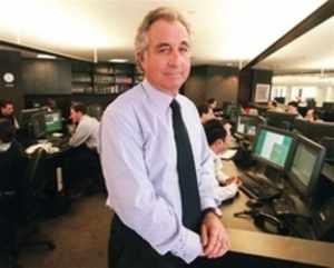 Bernard L Maddoff Madoff's duped firms Most exposed Madoff investors