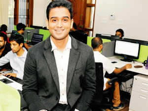 Zerodha employs 120 executives and most don't have a stockbroking background. Many are friends from Nithin Kamath's call centre days.