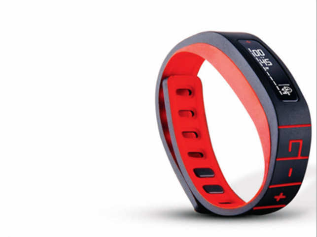 Goqii, an Indian startup, differentiates itself from other fitness bands by offering a fitness coach to go with it.