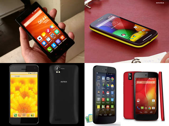 8 smartphones you can't miss in the Rs 5,000-Rs 7,000 range