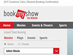 With over 35% of their transactions happening on mobile, theBookMyShowapp is the largest transacted m-commerce app in the country.<br><br><i>Image: http://www.bookmyshow.com/</i>