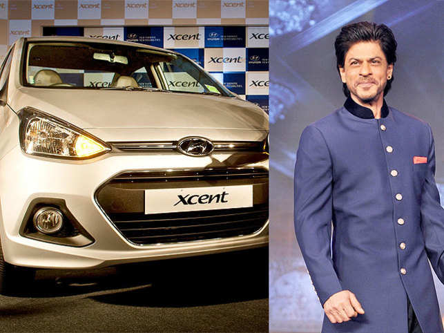 """With the transition from i10 to Xcent, the new association connects the family man Shah Rukh Khan with the attributes of real family sedan Xcent,"" Hyundai Motor India MD & CEO BS Seo said."