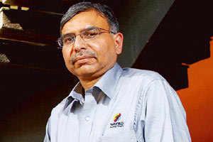 Girish S Paranjpe,Joint-CEO, Wipro